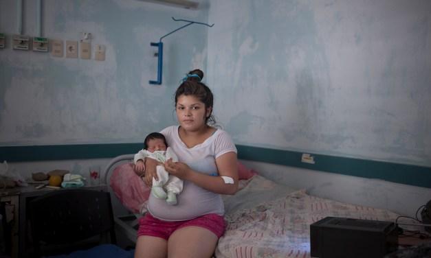 Christian Rodríguez: el embarazo adolescente bajo la lente para contar la historia personal