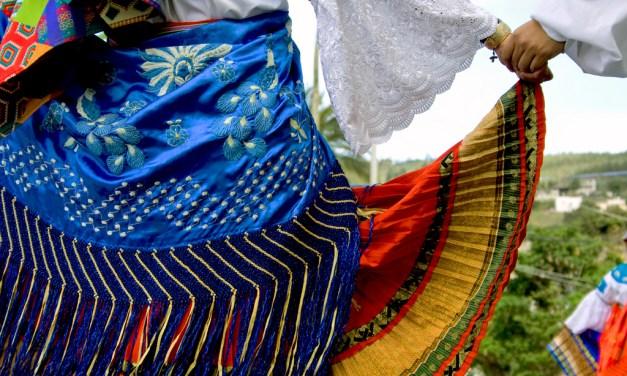 Moda indígena en Ecuador: para no negar la identidad