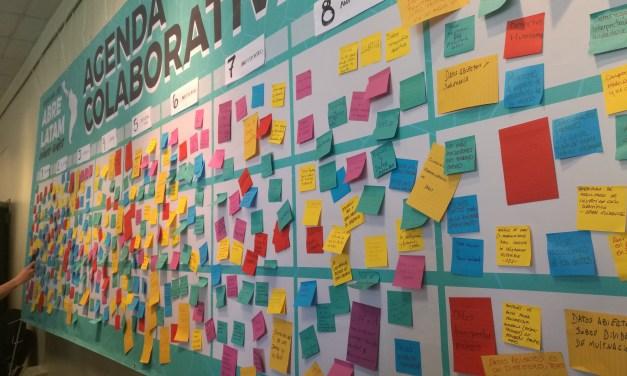 AbreLatam: construcción de una agenda de #DatosAbiertos desde la horizontalidad