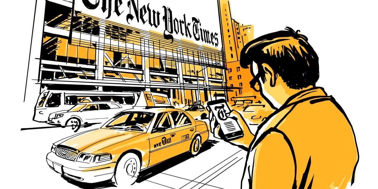 """Ismael Nafría: """"Cada medio puede ser, en cierta manera, el New York Times"""""""