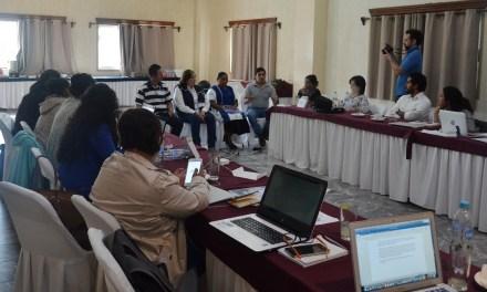 Gestores comunitarios y periodistas, un encuentro necesario