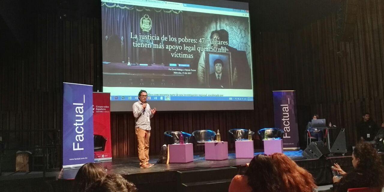 Datos y mezcales: el cierre del Foro Latinoamericano de Medios Digitales y Periodismo