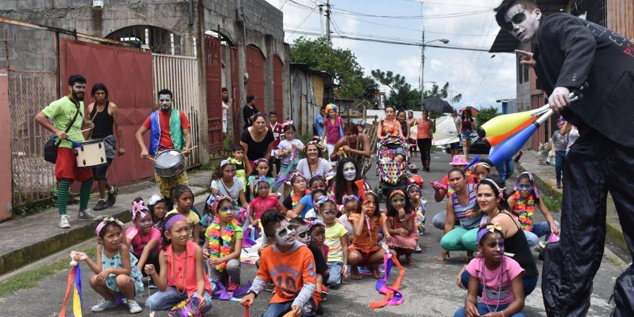 Costa Rica y El Salvador cooperan para la formación en gestión sociocultural
