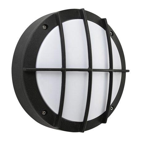 Hublot LED rond avec grille de protection 12W (96W) 4000K