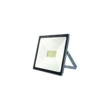 Projecteur LED extra plat 50W IP65 5000 Lumens 6000K INDUS Dim. 210x180x30mm