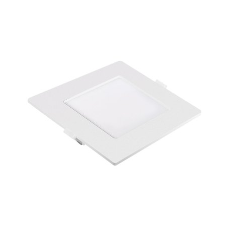 Dalle LED slim Panasonic carré 6W 4000K Dim 120x120mm