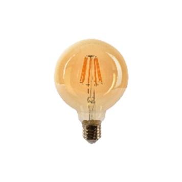 ampoule rétro LED 8W G95 2700k