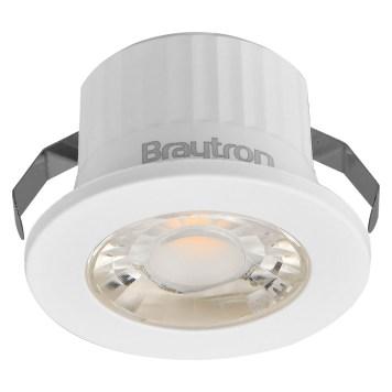 Mini spot LED rond blanc