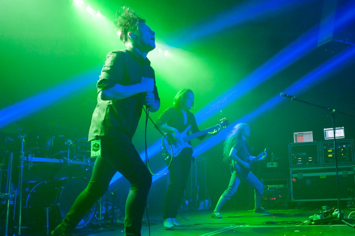 Tesseract @ Rescue Rooms 09/02/2016