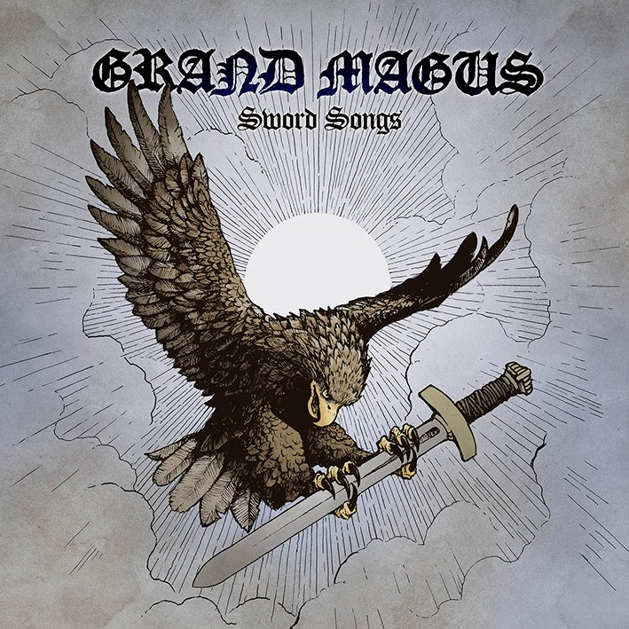 Grand Magus - Sword Songs Cover