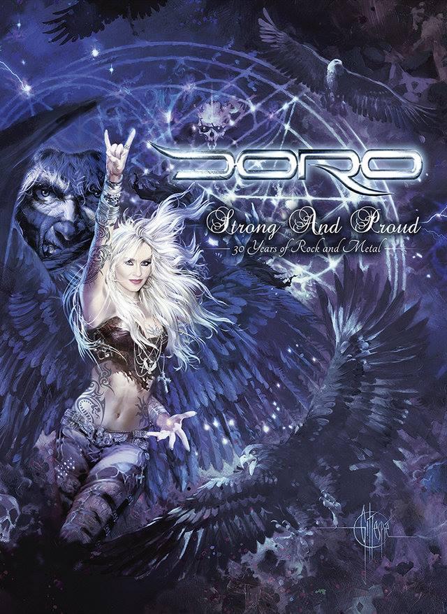 Doro - 30 Years DVD cover