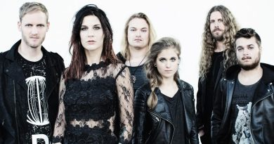 Delain release new song Fire With Fire