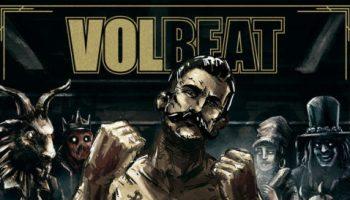 Volbeat announce live album 'Let's Boogie! Live From Telia Parken