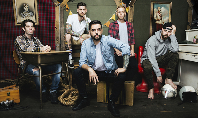 A Day To Remember 2016