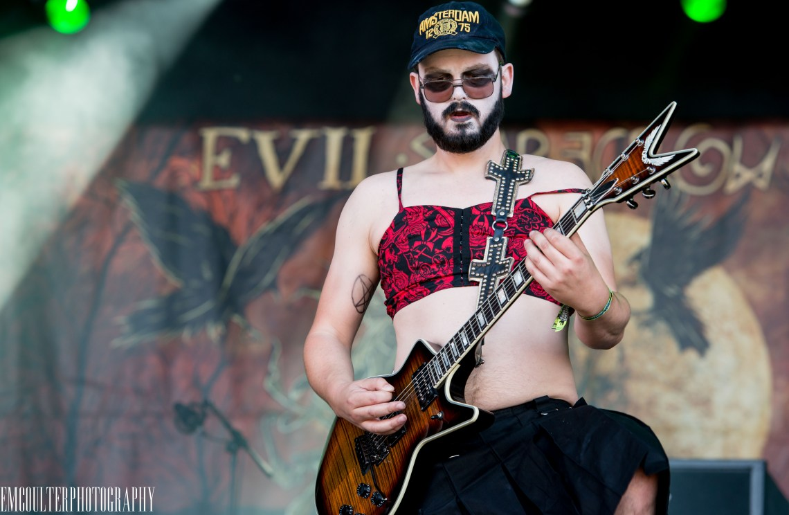 Evil Scarecrow @ Bloodstock Festival 2016