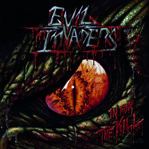 In For The Kill - Evil Invaders