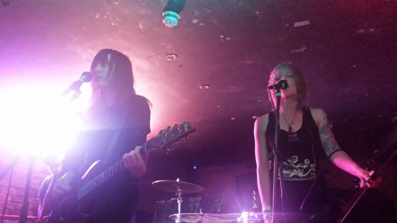 SubRosa live Birmingham