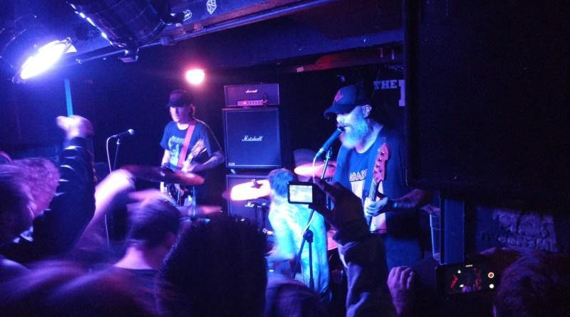 Weedeater live Birmingham
