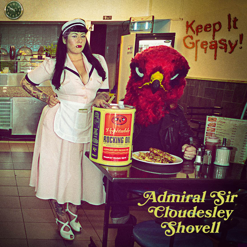 Admiral Si Cloudesley Shovell
