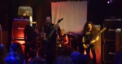 Dead Congregation live Manchester