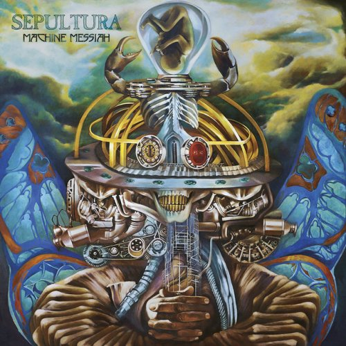 Machine Messiah - Sepultura