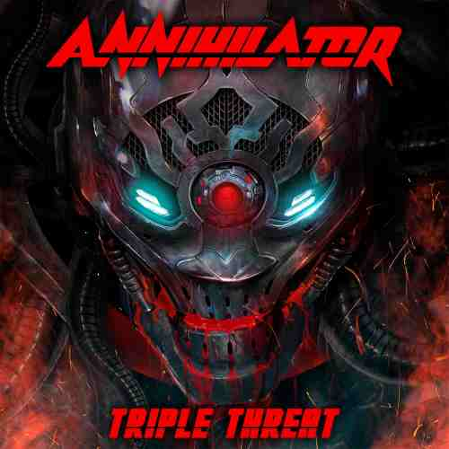 Triple Threat - Annihilator
