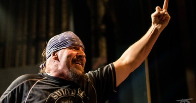 Suicidal Tendencies live @ EMP Pereistence Tour 02 Forum, London. Photo Credit: Fran Dignon