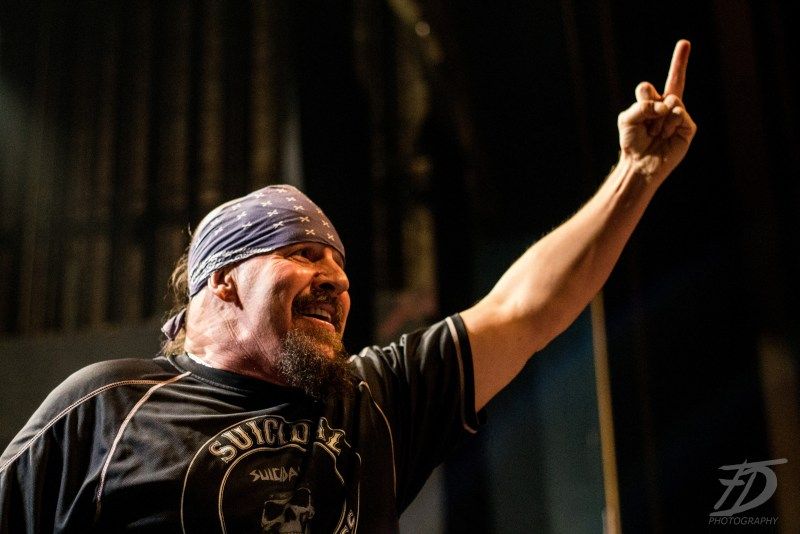 Suicidal Tendencies live @ EMP Persistence Tour, 02 Forum, London. Photo Credit: Fran Dignon