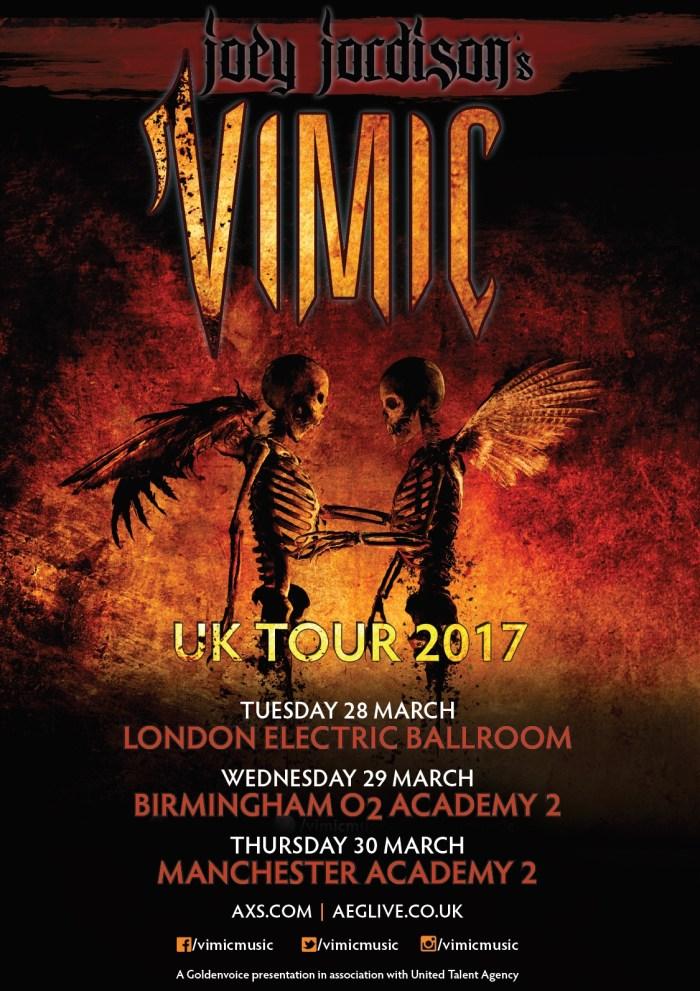 VIMIC UK Tour 2017