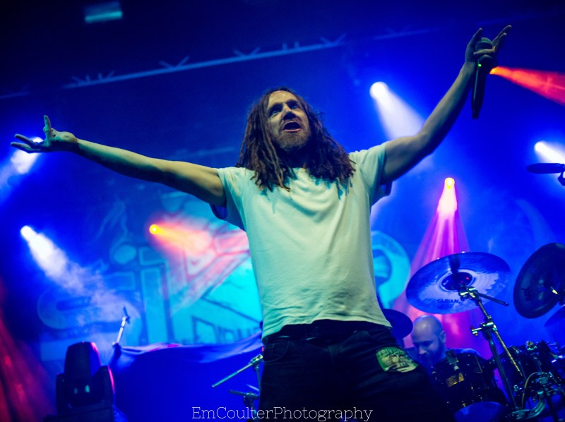 SikTh live @ Academy, Manchester. Photo Credit: Em Coulter Photography