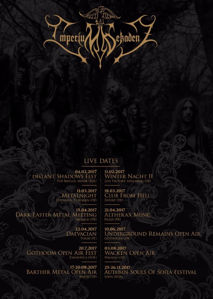 Imperium Dekadenz live 2017