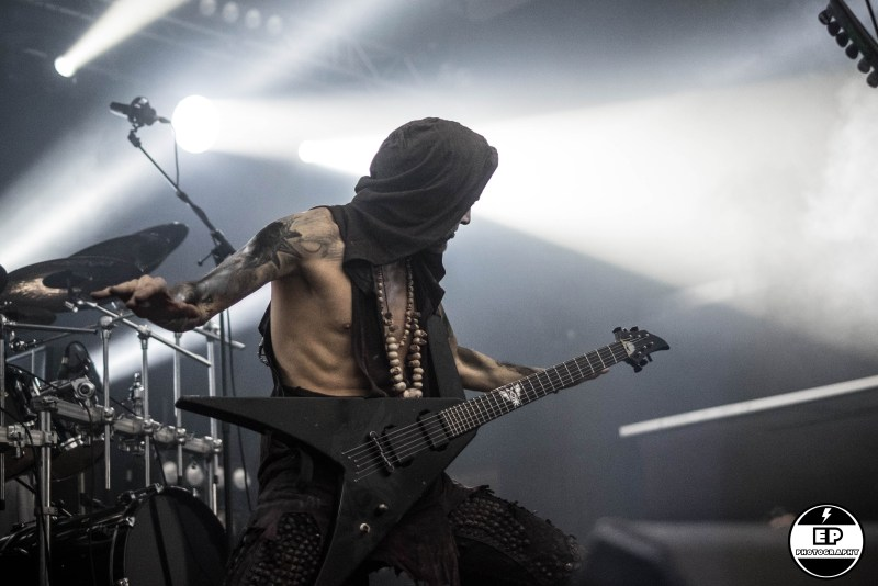 Behemoth live @ Heavy Scotland. Photo Credit: Evangeline Parkinson Photography