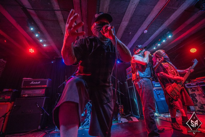 Brujeria live @ Rebellion, Manchester. Photo Credit: Sabrina Ramdoyal Photography