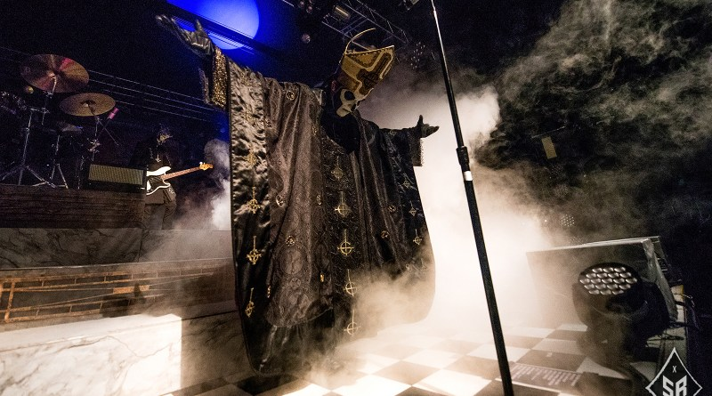 Ghost live @ 02 Academy, Birmingham. Photo Credit: Sabrina Ramdoyal Photography