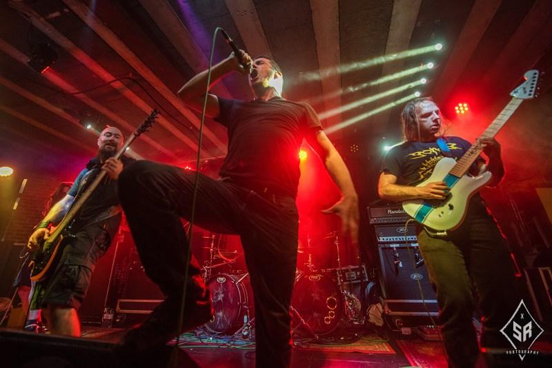 Gorod live @ Rebellion, Manchester. Photo Credit: Sabrina Ramdoyal Photography