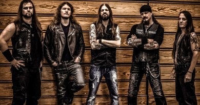 Iced Earth 2017