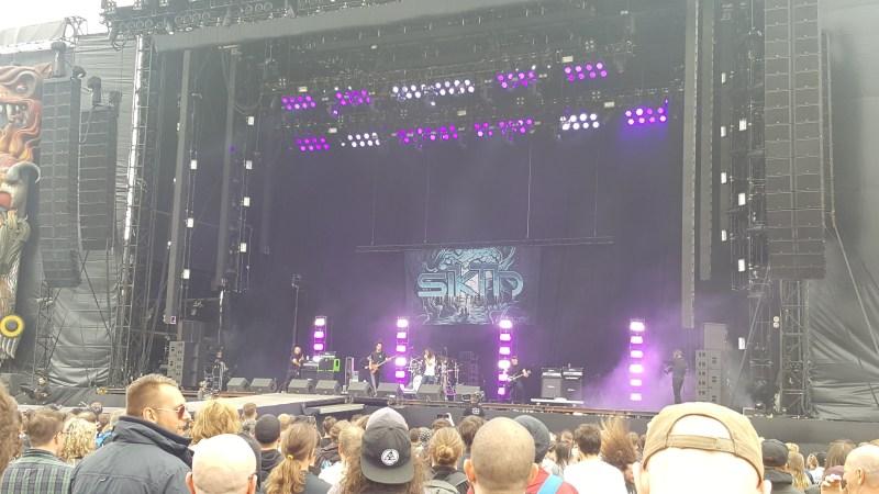 SikTh live @ Download Festival 2017. Photo Credit: James Weaver
