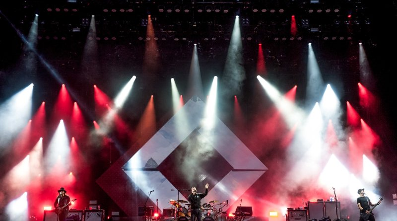 System of a Down live @ Download Festival 2017. Photo Credit: Caitlin Mogridge