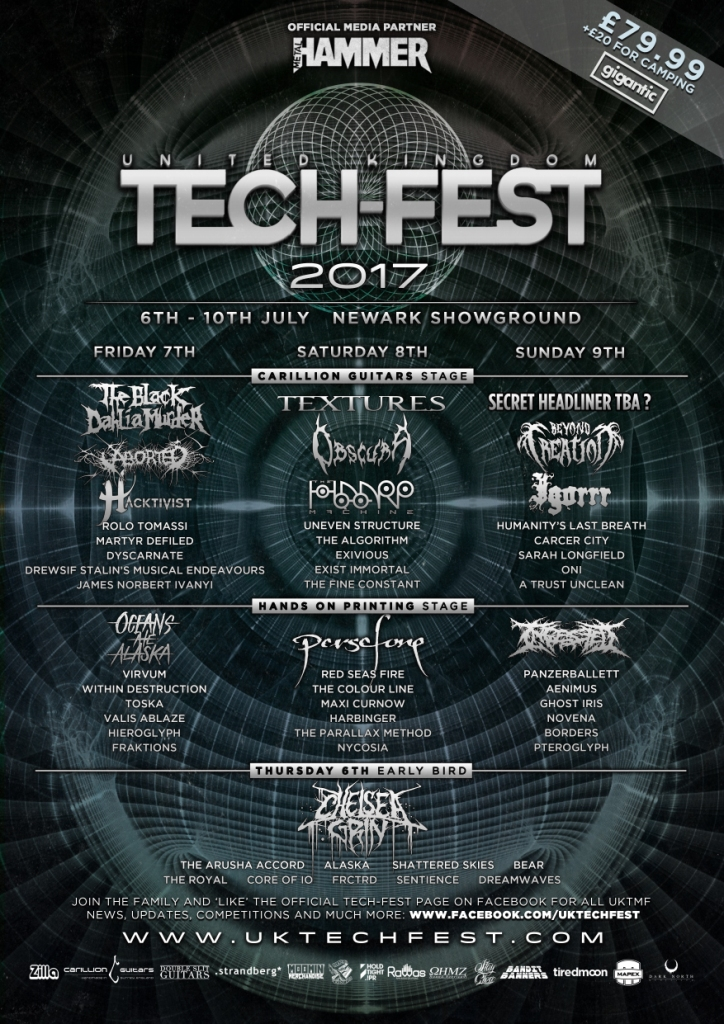 UK Tech-Fest 2017 - Day Splits