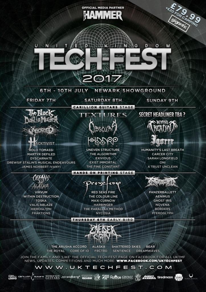 UK Tech-Fest 2017 - Day Splits