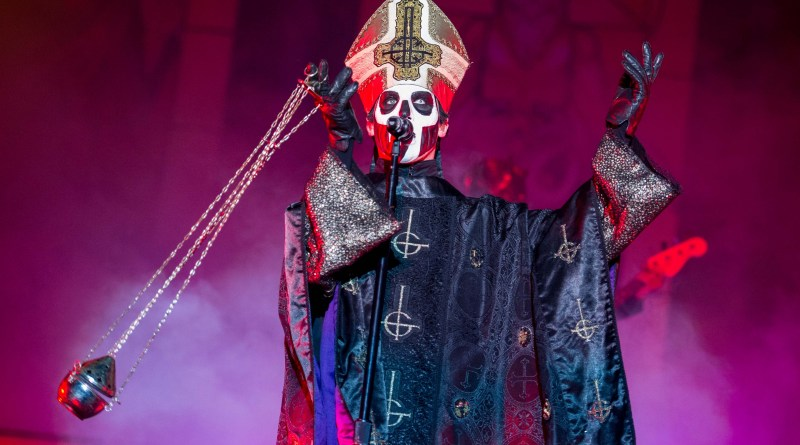 Ghost live @ Bloodstock Festival 2017. Photo Credit: Katja Ogrin