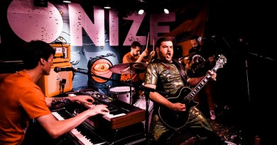 Lionize release new song 'Fire In Athena'