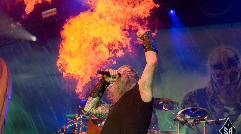 Amon Amarth live @ Bloodstock Festival 2017. Photo Credit: Sabrina Ramdoyal Photography