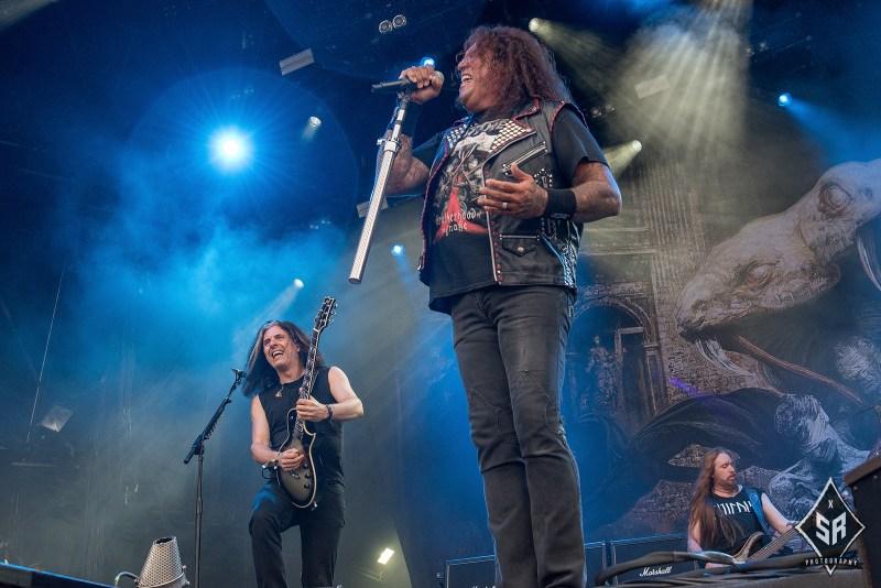Testament live @ Bloodstock Festival 2017. Photo Credit: Sabrina Ramdoyal Photography