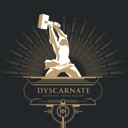 With All Their Might - Dyscarnate