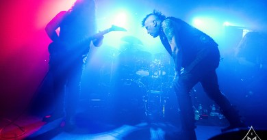 Vallenfyre live @ Rebellion, Manchester. Photo Credit: Sabrina Ramdoyal Photography