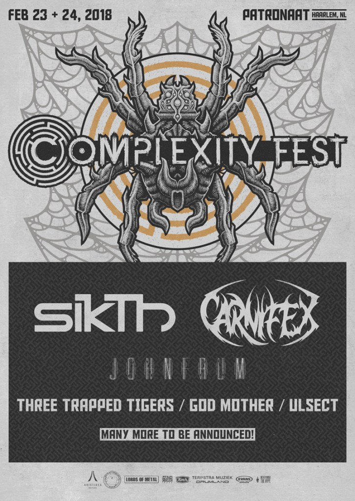 Complexity Festival 2018 - October