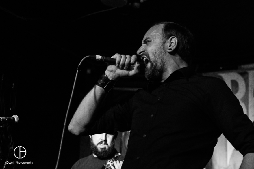 Deified live @ Badger Fest 2017. Photo Credit: Occult Photography