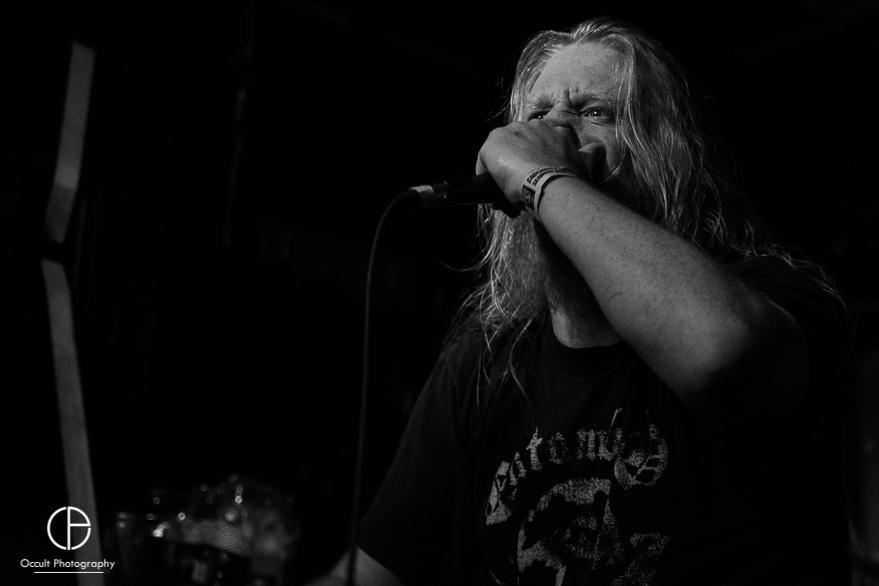 Krysthla live @ Badger Fest 2017. Photo Credit: Occult Photography