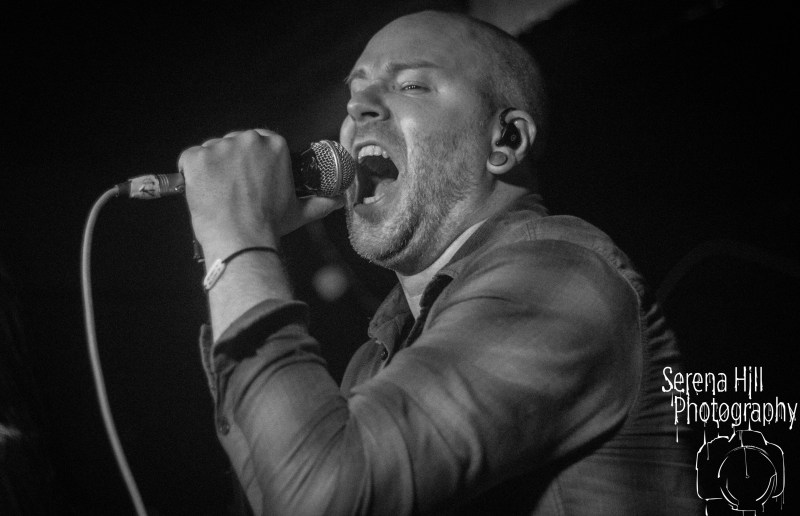 Still Remains live @ The Flapper, Birmingham. Photo Credit: Serena Hill Photography